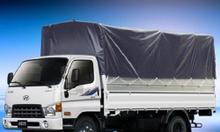 Nhận cẩu hàng bằng xe cẩu thùng