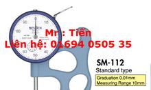 Đồng hồ đo độ dày SM 112 Teclock - SM 112 Teclock