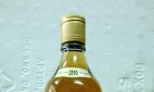 Rượu chuối hột chính hiệu. Giá: 60.000 đồng