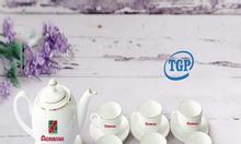 Sản xuất bộ ấm trà tại Huế