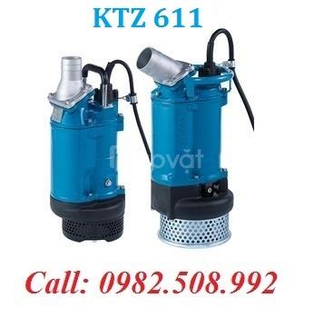 0982508992 Giá máy bơm bùn loãng Tsurumi KTZ611