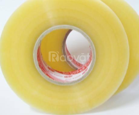 Băng keo dán thùng/ hàng hóa - màng PE - Dây đai
