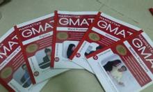 Bộ sách luyện thi GMAT của Manhattan và GMAC