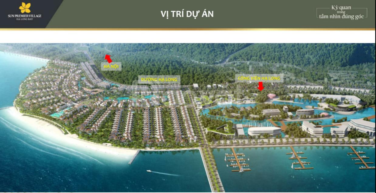 Bán Sun Premier Village Hạ Long Bay - Sun Group