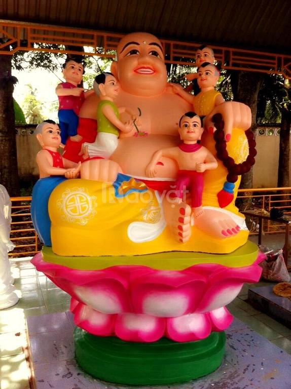 Phật tử cần sơn tượng Phật