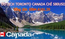 Mua vé máy bay đi Canada giá rẻ chỉ 12tr đồng