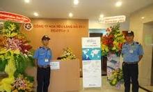 Tuyển gấp 50 nam An Ninh - Bảo vệ lương cao