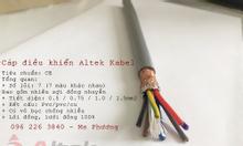 Tìm đại lý cáp điều khiển Altek Kabel (Toàn quốc)