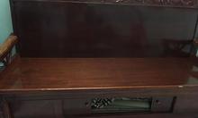 Thanh lý Ghế + Gường gỗ đỏ tại quận 12, TPHCM