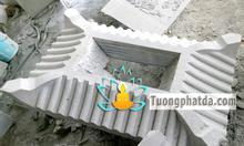 Bán lăng mộ đá cẩm thạch tự nhiên nguyên khối