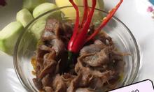 Mắm cá lưỡi trâu - đặc sản Cà Mau