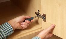 Tháo lắp đồ gỗ tại nhà