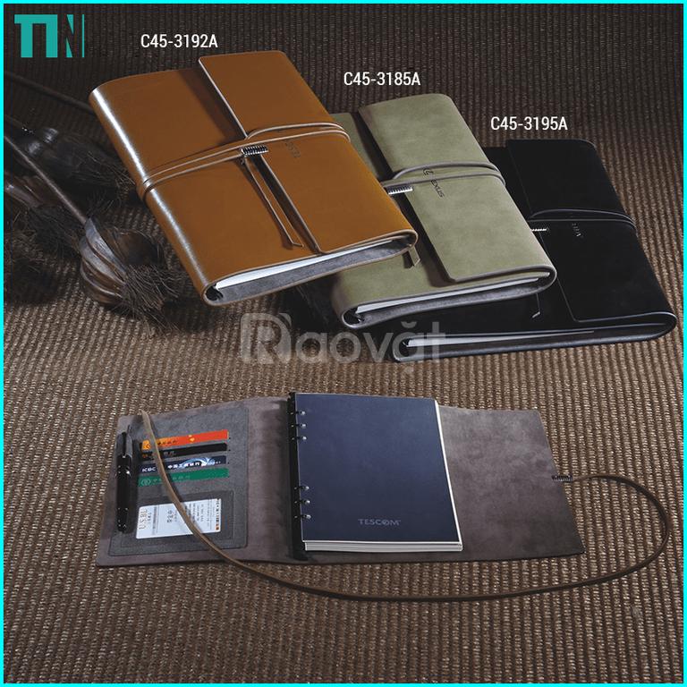 Đơn vị phân phối sổ da cao cấp tại tphcm
