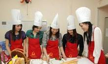 Học bằng nấu ăn ở đâu tốt