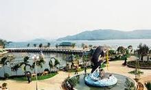 Du lịch hồ núi cốc 1 ngày 0966072571