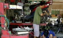 Tuyển thợ sửa xe Quận 12