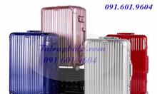 Bán buôn vali nhựa cao cấp giá xuất xưởng