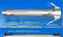 Ống khớp nối, ống giảm chấn, khớp nối mềm, lưới inox