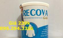 Sữa Recova giá 239k cho người bệnh ung thư