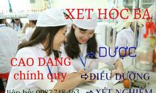 Xét Học Bạ THPT Ngành Dược Trường Y Dược HN