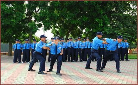 Tuyển nhân viên bảo vệ tòa nhà Masteri Thảo Điền