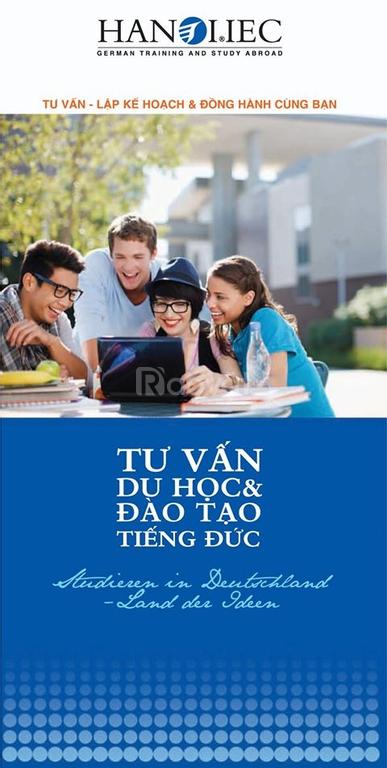 Học bổng du học cao đẳng nghề tại CHLB Đức