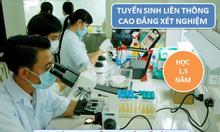 Tuyển sinh liên thông Cao đẳng Xét nghiệm