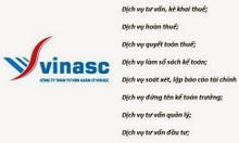 Dịch vụ kế toán Vinasc tại Đồng Tháp
