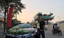 Cho thuê xe cưới Toyota Altis biển số đẹp