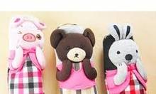 Gấu bông, móc khóa đồ chơi