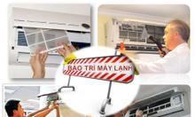 Dịch vụ sửa chữa máy lạnh, bảo trì vệ sinh máy lạnh