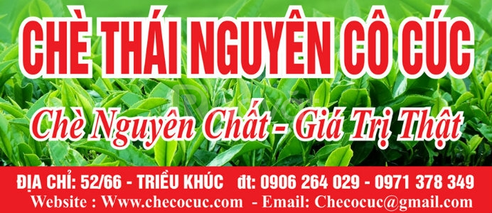 Dịch vụ hút chân không chè tại Hà Nội