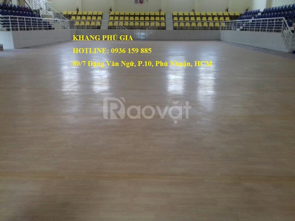 Sàn thể thao đa năng Ecosport Floor tại HCM