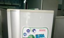 Tủ lạnh sanyo 160 lít mới 90%