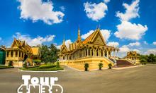 Nhượng tour Cambodia 4 ngày 3 đêm của Vietravel