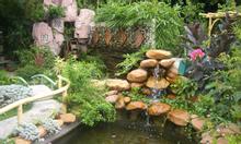 Thiết kế và thi công sân vườn canhquanquocbao.vn