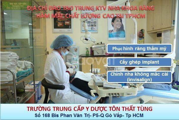 Đào tạo nha khoa chất lượng cao tại Gò Vấp TPHCM