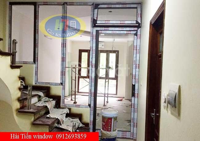 Cửa nhôm kính giá rẻ tại Hà Nội