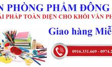 Bán buôn văn phòng phẩm Hà Nội giá cực rẻ