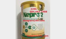 Sữa Nepro 1 gold giá 229k( sữa thận, tiểu đường)