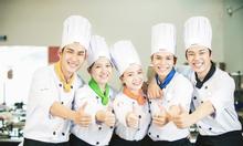 Học trung cấp nấu ăn cấp tốc 6 tháng