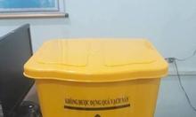 Thùng đựng chất thải lây nhiễm màu vàng 15 lít