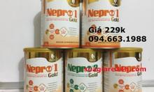 Sữa Nepro 1 gold giá 229k cả nhà ủng hộ em ạ