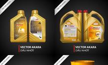 Tìm đối tác phân phối dầu nhớt Vector Akara