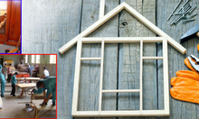 Thợ mộc sửa chữa, sơn PU, đánh vẹcni đồ gỗ Quận 7