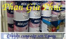 Sơn sàn Epoxy Kcc giá rẻ hà nội