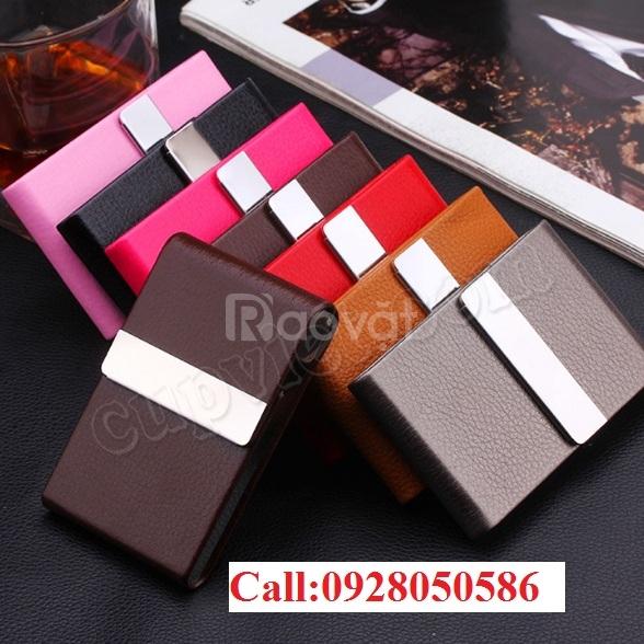 Sản xuất hộp đựng name card, bán ví đựng name card