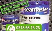 Sơn chịu nhiệt Seamaster 600oC màu bạc giá rẻ