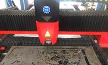 Cắt laser kim loại sắt inox mica