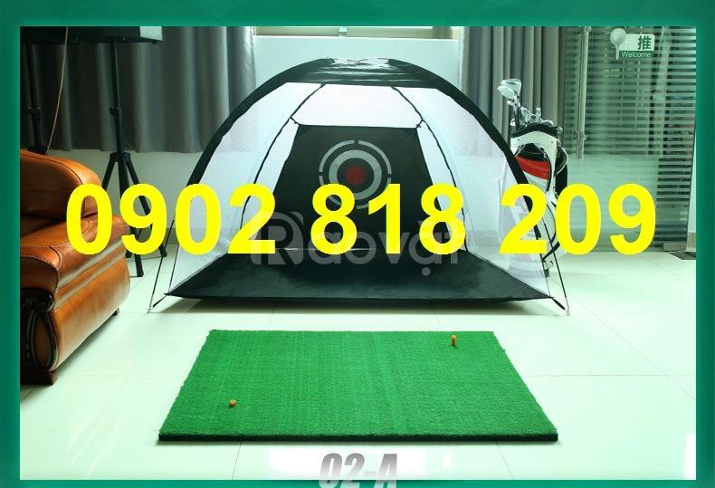 Thảm golf 2D, 3D, thảm golf swing